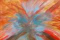 03.Phenix bleu (D : 30cm x 42cm    Prix=100 €)