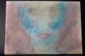 11.Reveil pastel  (D  24cm x 32cm    Prix=80 €)