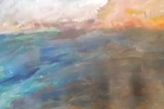 3.La mer agitée