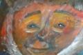 36. Visage enfant (D : 30cm x 42cm    Prix=100 €)