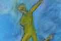 01.Prince de l'univers (TOILE 50cm-x-50cm  Prix= 140 €)